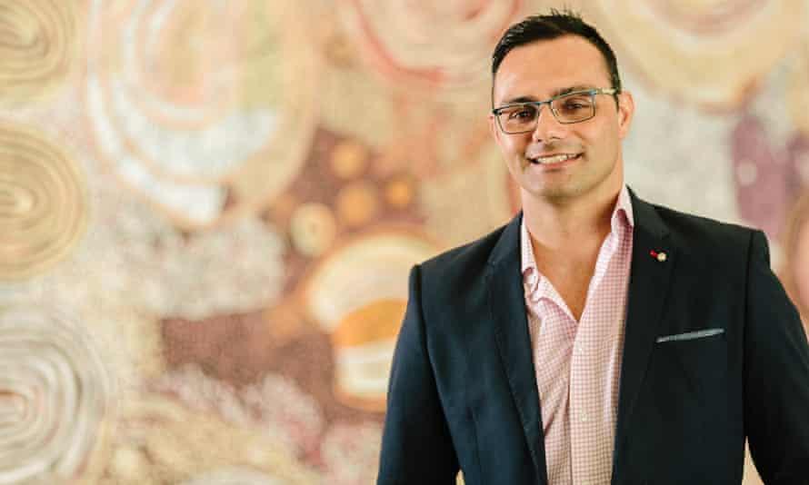 Australian Indigenous Doctors' Association vice-president Shannon Springer