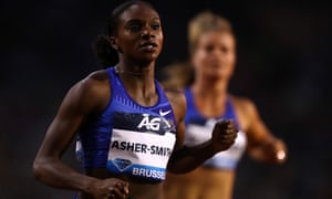 Despite the emergence of stars such as Dina Asher-Smith of Great Britain, athletics is failing to attract young people .