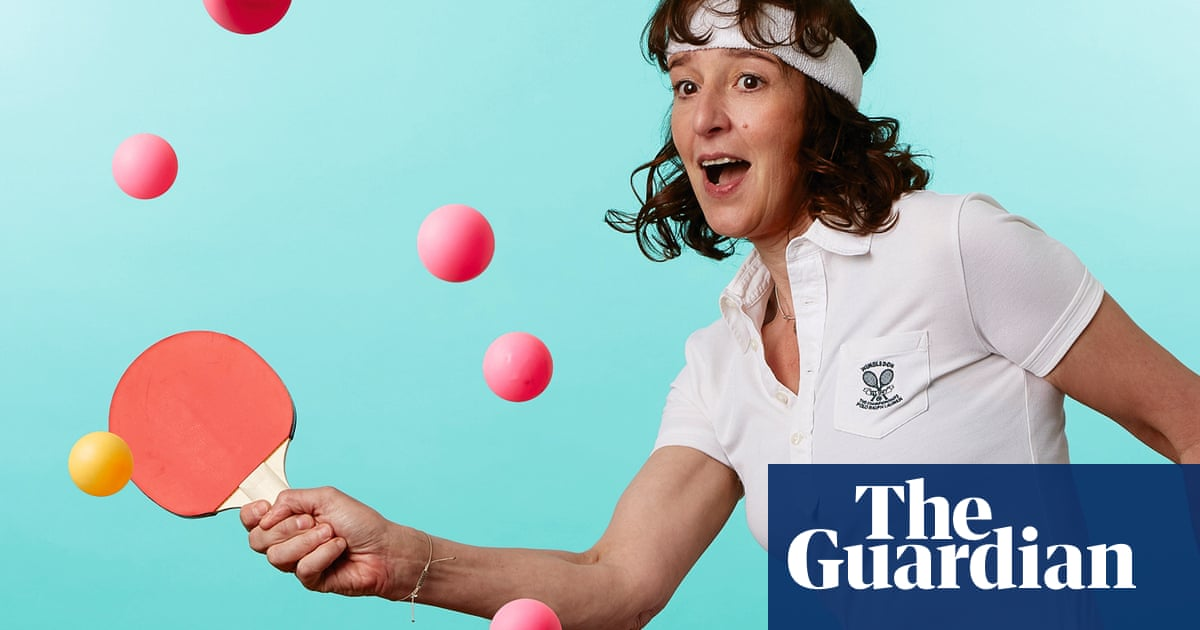 Fit in my 40s: I suck at table tennis. Instead, here are my final seven fitness lessons