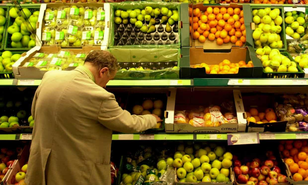 Pesticides explained: the toxic chemicals in up to 70% of produce Guardian