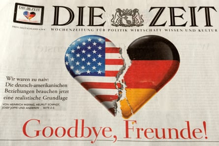 Die Zeit from 31 October 2013.