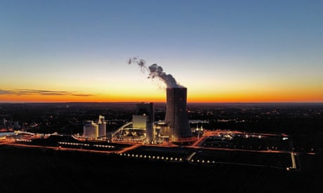 EU's greenhouse gas emissions continue to fall as coal ditched