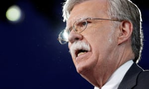 Former US Ambassador to the United Nations John Bolton speaks at the Conservative Political Action Conference, February 24, 2017.