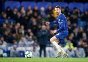 Jorginho has been key to Chelsea's current fine run