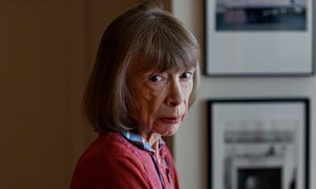Joan Didion, circa 2011.