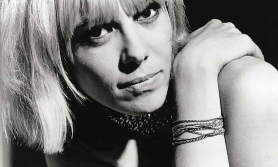 A source of dynamism and creativity … Anita Pallenberg.
