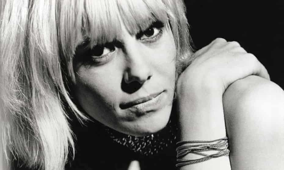 Anita Pallenberg in 1967. 'She, Mick, Keith and Brian were the Rolling Stones. Her influence has been profound. She keeps things crazy,' Jo Bergman, the band's personal assistant, said in a 2008 interview.