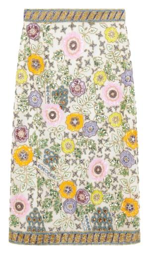 Skirt, £95, by Asos