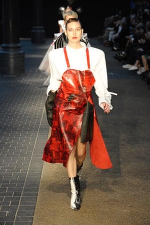 Ingrid Kraftchenko, London College of Fashion