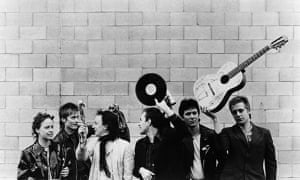 'It was an amazing time for anyone to step up and express themselves' ... Mekons in 1978.