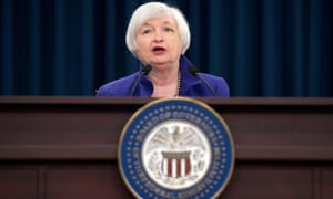 Janet Yellen, chair of US Federal Reserve, announced interest raise rise from 0.75% to 1% on Wednesday.