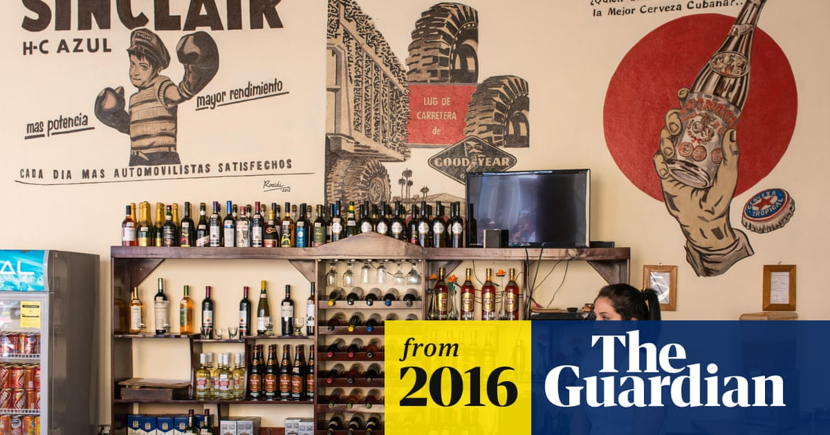 6801603b Cuba running low on beer as thirsty US tourists descend   World news ...