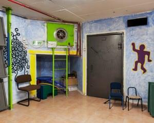 Israel, Hurfeish, Grundschule, Spielzimmer