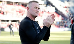Wayne Rooney's arrival has transformed DC United's fortunes