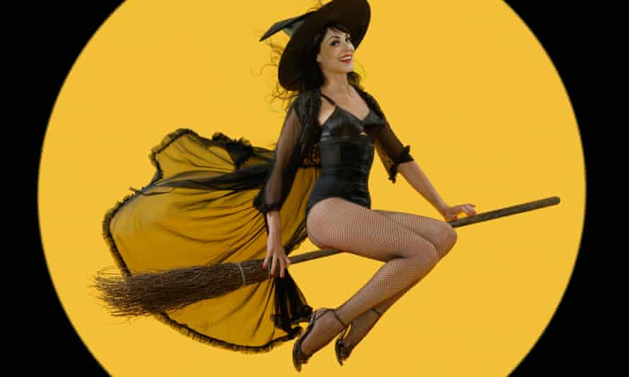 Halloween is yet another excuse to focus on women's bodies.