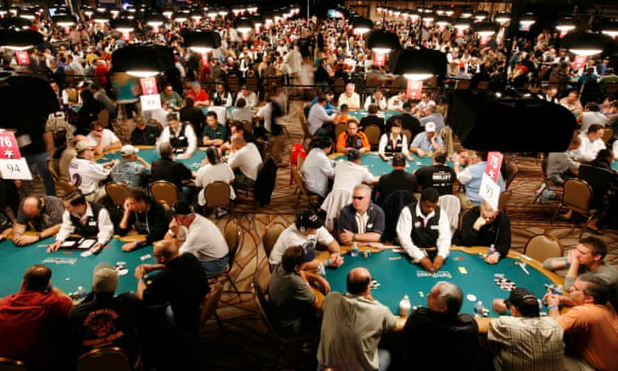 The 38th World Series of Poker main event.