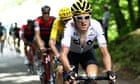 Geraint Thomas out of Tour de