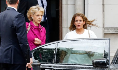 'The walls are closing in on me': the hacking of Princess Haya