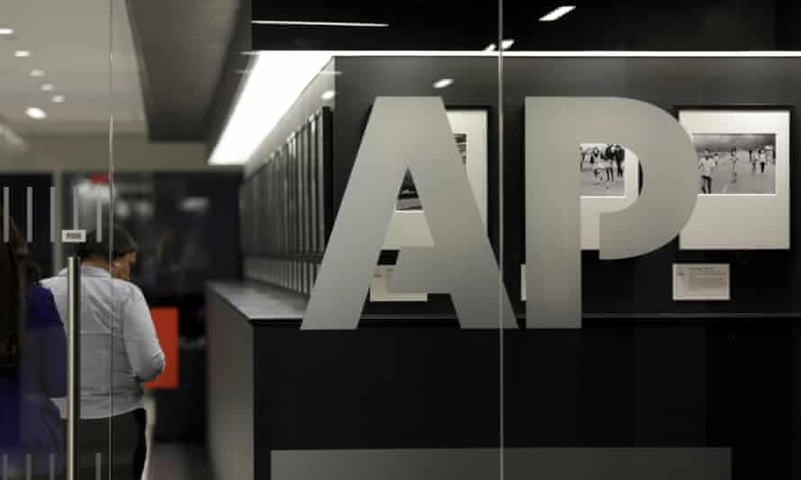 The Associated Press management has told staff that they stand by their decision to fire reporter Emily Wilder.