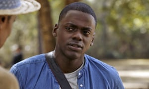 Chris (Daniel Kaluuya) manages to turn the tables on his abusers in Get Out.