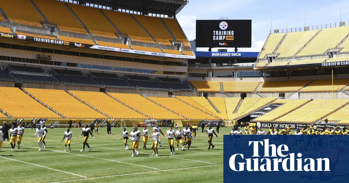 Sports teams tackle voting crisis with plan to turn arenas into polling stations – The Guardian