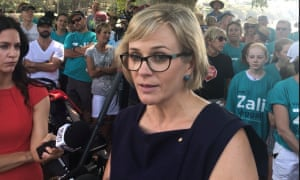 Zali Steggall, who will take on Tony Abbott in Warringah