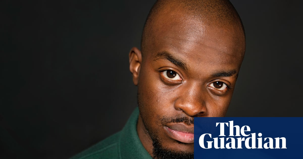 George the Poet: 'Who would play me in the film of my life? Me'