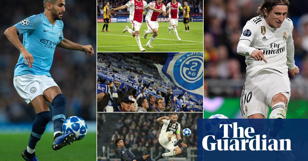 Champions League: how far will the 16 teams go in the knockout