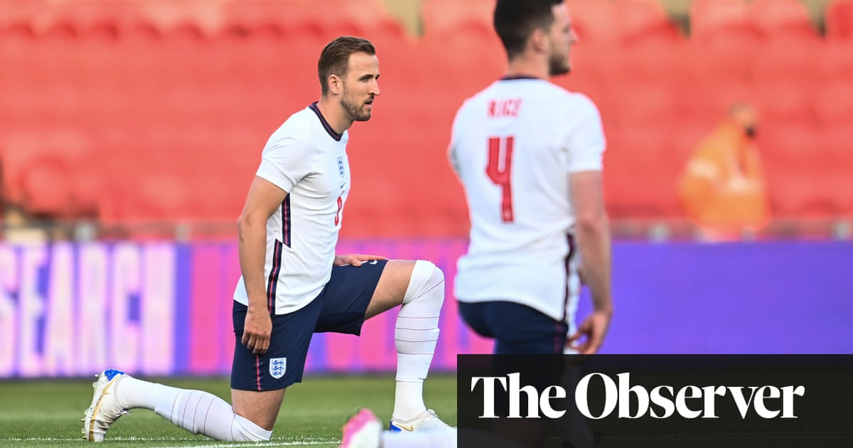 England will take a knee before Euro 2020 matches
