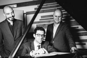 Dario Di Lecce, Gabriel Latchin and Josh Morrison.