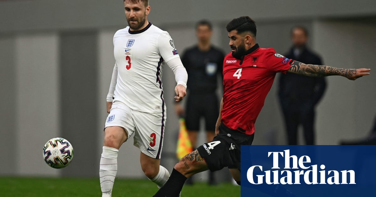 Luke Shaw admits letting Southgate down over serial England withdrawals