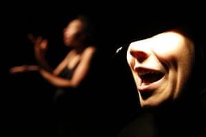 Not I by Samuel Beckett