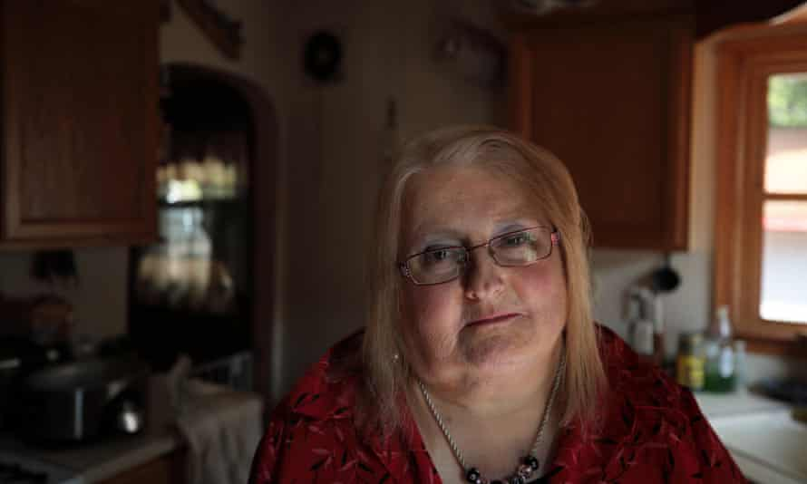 """""""Quite frankly, there really wasn't any reaction,"""" Aimee Stephens said of when she first came out as a transgender person. """"Everything seemed normal."""""""