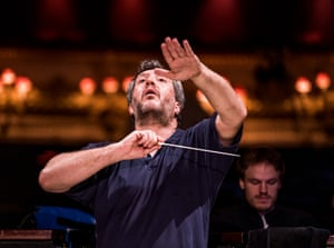 Conductor and composer Thomas Adès.