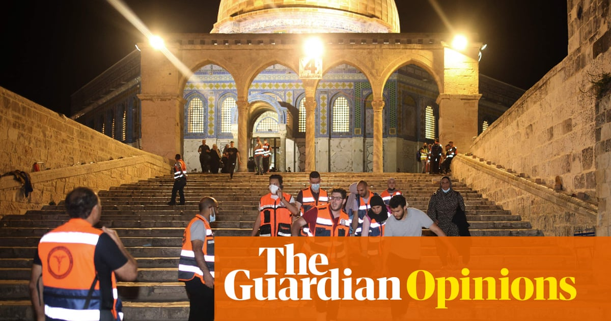 The violence that began at Jerusalem's ancient holy sites is driven by a distinctly modern zeal