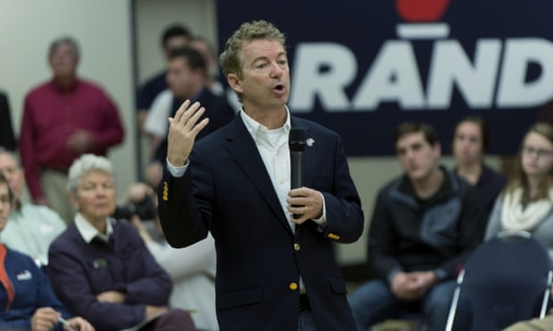 Rand Paul: 'I still am' the political world's most interesting man