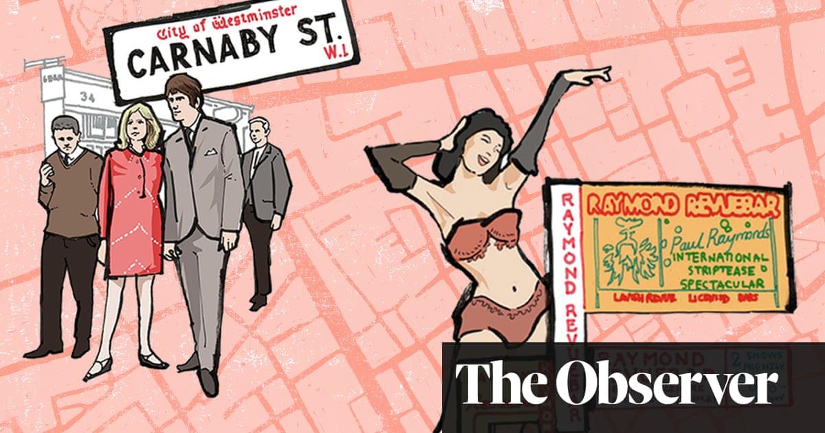 London's Soho on screen – from Peeping Tom to Mona Lisa