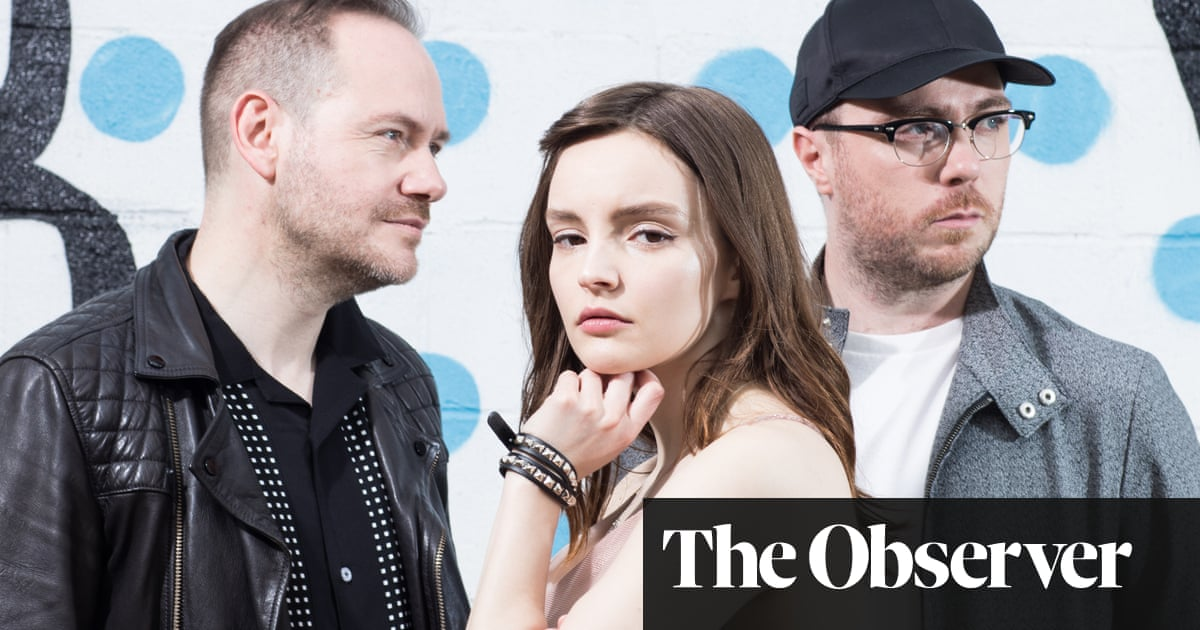Chvrches   It only takes two seconds to say  I don t agree with white  supremacy  a0aceaa1a