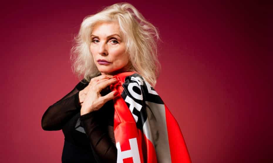 Debbie Harry: 'Working is my life.'