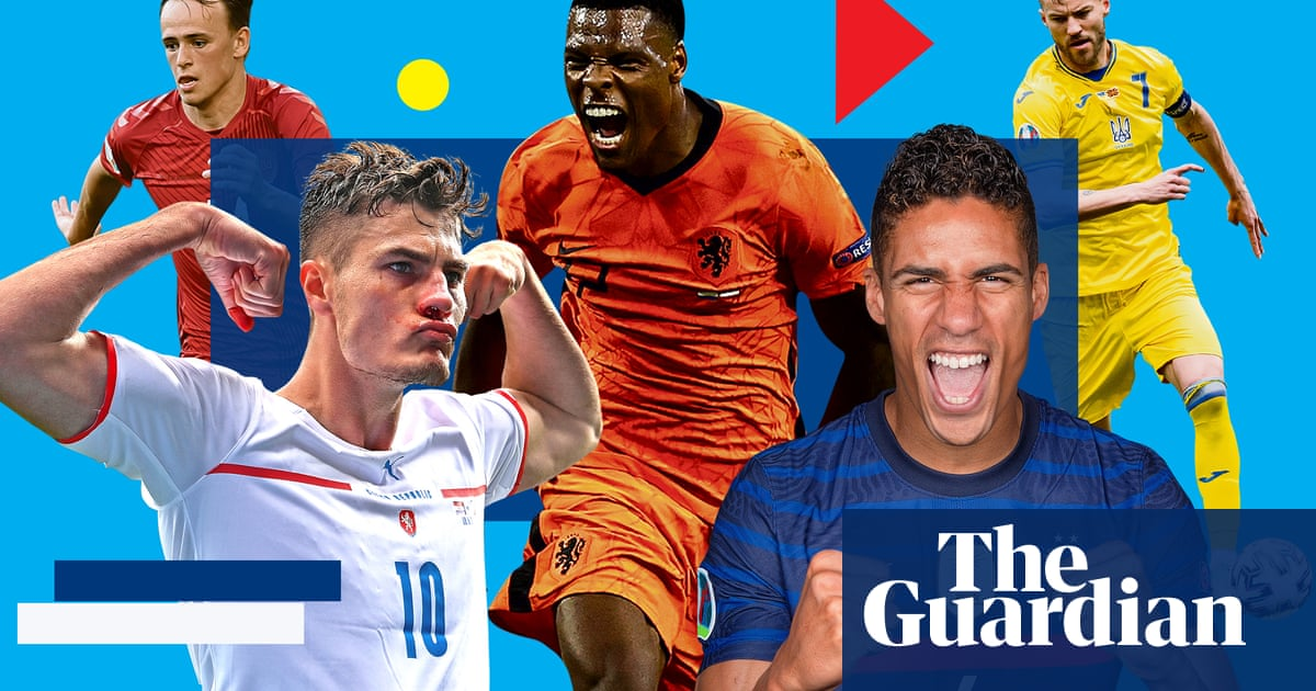 Instant impact: the standout players of Euro 2020