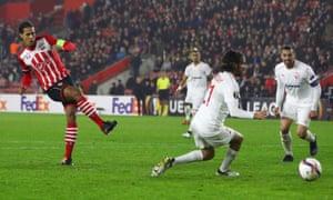 Virgil van Dijk scores a last-minute equaliser