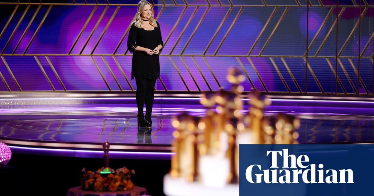 Golden Globes 2021: the winners and their living rooms – in pictures