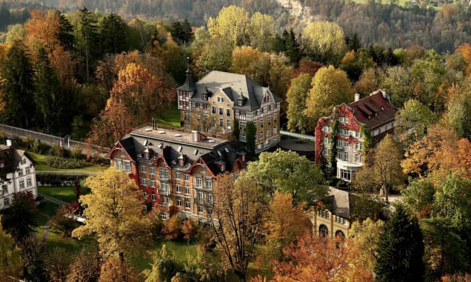 Institut auf dem Rosenberg in St. Gallen, Switzerland