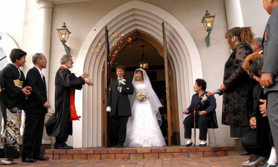 Japanese married couples are required to register a common surname but more and more women are using their unmarried name in their careers.