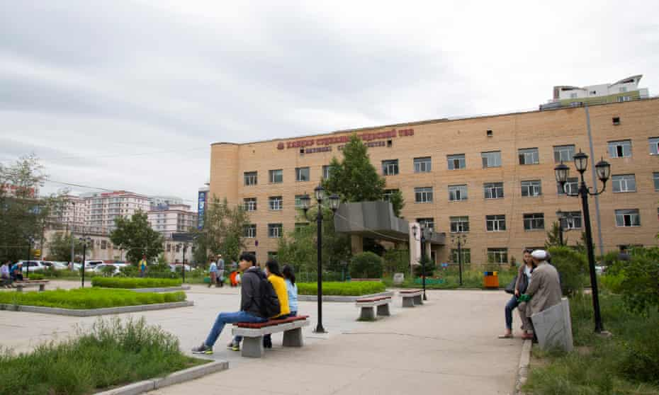 he National Cancer Centre of Mongolia in Ulan Bator
