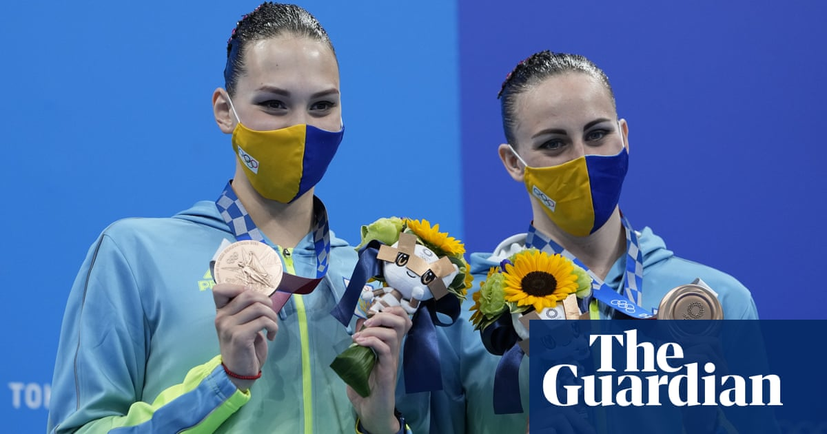 Olympic organisers red faced after announcing Ukraine medallists were from Russia