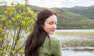 Andrea Riseborough in The Silent Storm
