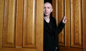 'I'll just keep dancing. I can't slow down': Marc Almond.
