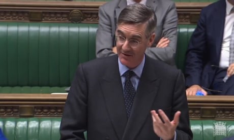 Jacob Rees-Mogg says he can't confirm Saturday sitting of parliament – video
