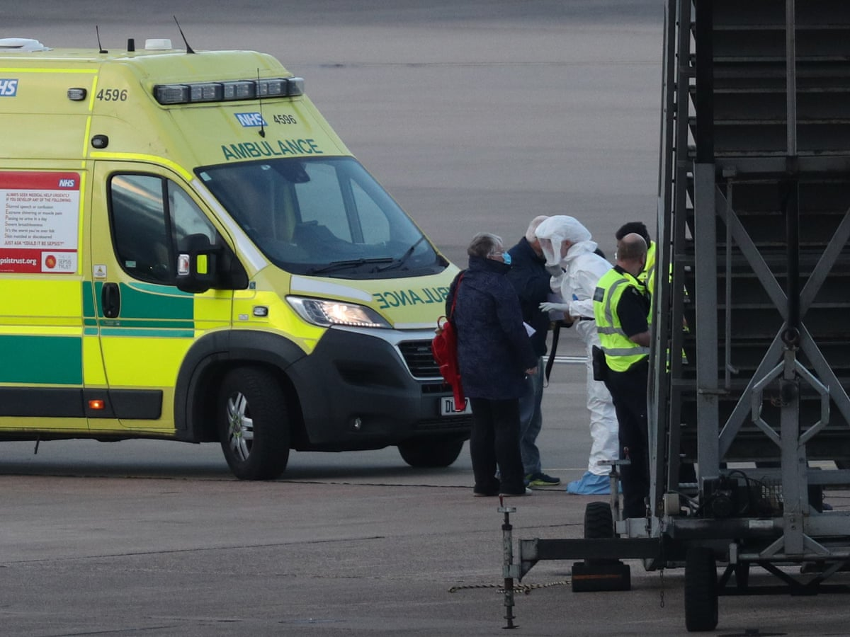 I M An Nhs Paramedic Coronavirus Could Push Our Struggling Service Over The Edge Coronavirus The Guardian We work closely with the hospitals to try and ensure our crews are able to handover patients quickly and safely, but. i m an nhs paramedic coronavirus could